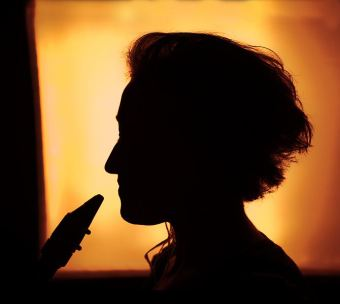 Aviva Endean, photo by Michel Marang.