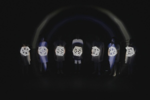 Invenio Singers in Luminesce. Image courtesy of Gian Slater.