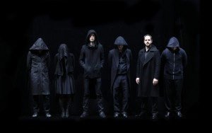 Speak Percussion, photo by Jeff Busby