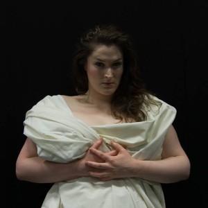 Rosemary Ball as Artemis. Image by Meghan Scerri