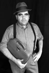 Samuel Wagan Watson, photo courtesy of the artist