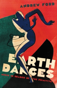 Earth Dances. Cover by Peter Long. Courtesy of Black Inc.