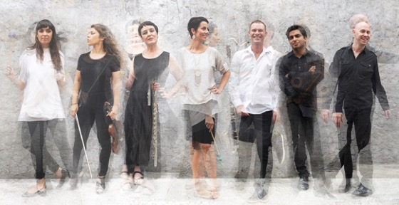 Ensemble Offspring, photo courtesy of the artists.
