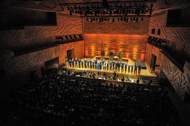 The Opera Scholars Australia. Photo by David Ng.
