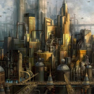 10847-futuristic-city-1366x768-fantasy-wallpaper